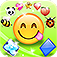 Emoji 2 Emoticons Free + Photo Captions Collage - 300+ New Smiley Symbols &amp; Icons for Messages &amp; Email